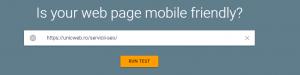 Google Search Console verifica uzabilitatea de pe mobil