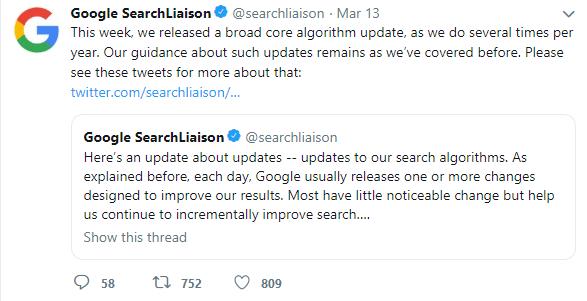 Ce schimbari aduce Update Florida 2 si ce poti sa faci daca ai fost afectat, declaratie Google