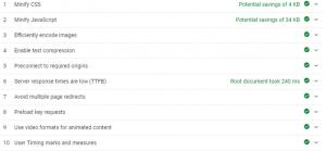 Google ofera sfaturi pentru reducerea timpului de incarcare a site-ului