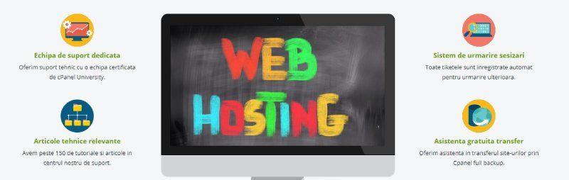 Hostvision poate fi vitorul tau furnizor de gazduire website