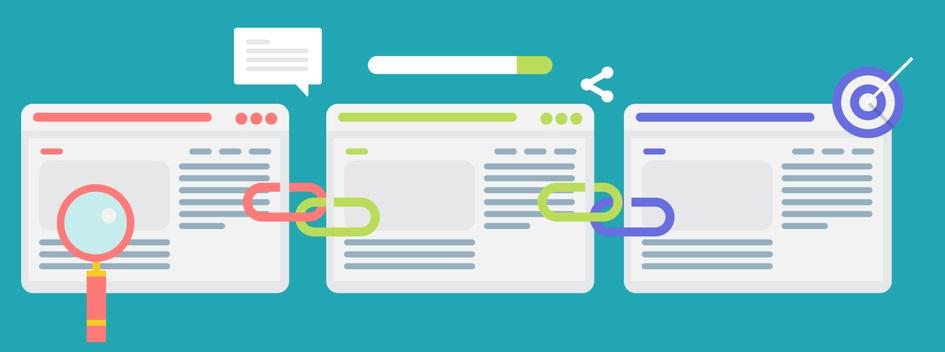 Volumul linkurilor pentru un website