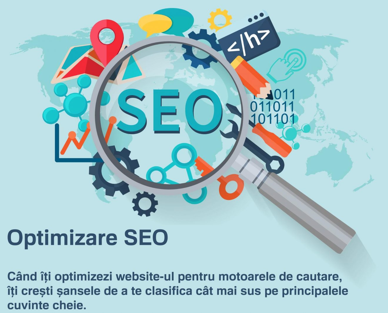 Optimizarea eficienta a unui website
